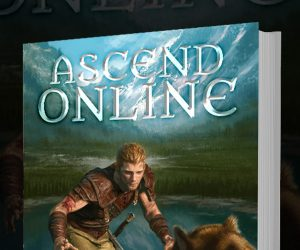 Ascend Online Book 1 Rebranded Cover!