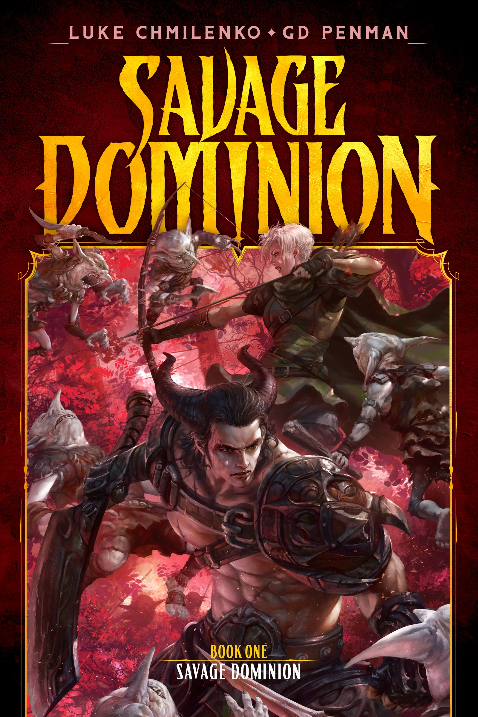 Savage Dominion